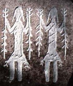 Yei Petroglyph