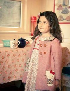 Misha Lulu Hello Kitty HomeSpun Jacket