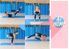 Θέλεις να κάψεις πολλές θερμίδες και να αποκτήσεις γράμμωση; Κάνε αυτές τις ασκήσεις!