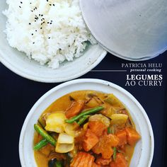 Patricia Helu: Legumes ao curry | CAROL BUFFARA