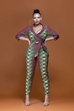 trendy Ankara Styles are the most beautiful pieces of clothing. Ankara Styles is one of the hottest African fashion you need to wear. African Fashion Designers, African Inspired Fashion, Latest African Fashion Dresses, African Print Fashion, Ankara Fashion, African Print Jumpsuit, African Print Dresses, African Dress, African Prints