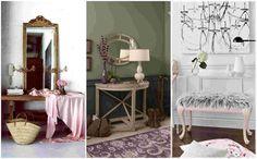 25 feminine decor cute ideas in the hallway