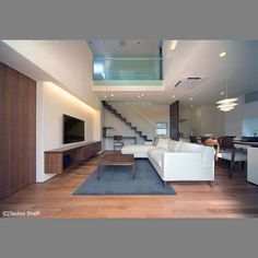 3BOX HOUSE | 新築一戸建て | サポート実例 | FORZA北九州 Conference Room, Table, House, Furniture, Home Decor, Decoration Home, Home, Room Decor, Tables