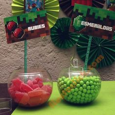 Minecraft mesa de dulces