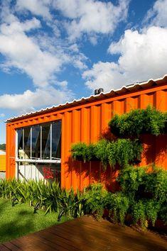 Minha Casa Container Os projetos em container da Estúdio Ark.It - Minha Casa…