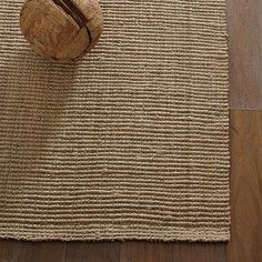 Jute Boucl Rug - Flax #WestElm. Debating wether to stick with the one platinum and one flax I bought or go two platinum and call it George! On sale this weekend at west elm. 3x5 $55 for flax.
