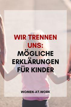 Sind die Partner auch Eltern, wird es kompliziert und oft auch dramatisch, denn Kinder leiden enorm unter der Trennung der Eltern. Sie interessieren sich weniger für die Gründe – sie verstehen sie oft auch nicht. Was Kinder aber sofort realisieren: Die Familie zerbricht und das hat für alle Konsequenzen. Die Frage ist: Wie und wann sollten Kinder von der Trennung der Eltern erfahren und von wem? Wir haben 9 hilfreiche Tipps, wie Eltern dabei vorgehen können: Enorm, Leiden, Mom And Dad, Serenity, Family Life, Helpful Tips