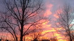 Sunset, now