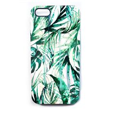 Nikki Strange - Paradise Palms Phone Case (€28) ❤ liked on Polyvore featuring accessories and tech accessories
