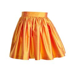 Classic Party Skirt → Gold