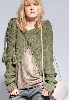 Phildar 43 (French knitting/crochet magazine)