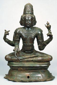 Brahma India, Tamil Nadu; Chola period (880-1279), 12th century The Asia Society