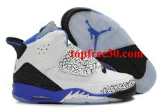 buy popular 3f300 efbae Find Brand Name Air Jordan Son Of Mars White Blue Shoes online or in  Kdshoes. Shop Top Brands and the latest styles Brand Name Air Jordan Son Of  Mars White ...