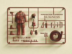 """Check out this @Behance project: """"American Express Business""""…"""