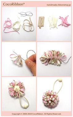 Ribbon Lei, Diy Ribbon, Ribbon Crafts, Baby Girl Hair Bows, Diy Hair Bows, Diy Headband, Newborn Headbands, Gift Wrapping Bows, Macrame Wall Hanging Diy