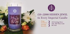 Imperial Candles, Buy Candles, Candle Rings, Handmade Candles, Coffee Bottle, Bobs, Wax, Website, Bob Cuts