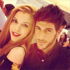 Alvaro y Rocio