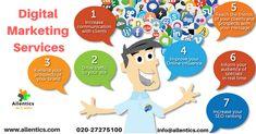 Digital Marketing Company Provides Online Internet Marketing Services in Pune India:Allentics Online Marketing Services, Internet Marketing Company, Digital Marketing Strategy, Content Marketing, Social Media Marketing, Email Marketing, Customer Engagement, Competitor Analysis, App Development