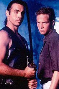 Highlander <3 Duncan MacLeod & Richie
