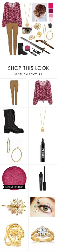 """""""Modern Pirate⚓️"""" by valdezinator ❤ liked on Polyvore featuring Loro Piana, Jil Sander Navy, Kate Spade, Bony Levy, Ardency Inn, Smashbox, Alexander McQueen, Annello, modern and women's clothing"""