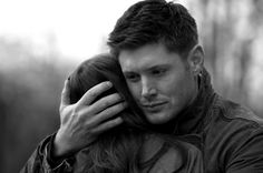 "He has a sensitive side | 15 Reasons Dean Winchester From ""Supernatural"" Is The Perfect Man"