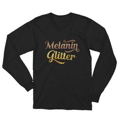 Hey, I found this really awesome Etsy listing at https://www.etsy.com/listing/571955131/black-pride-melanin-glitter-melanin