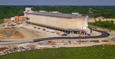Experience the life-size Noah's Ark! Ark Encounter is a one-of-a-kind themed attraction the whole family will enjoy, located in Williamstown, Kentucky. Vacation Trips, Vacation Spots, Family Vacations, Vacation Destinations, Vacation Ideas, Places To Travel, Places To See, The Ark Encounter, Kentucky Vacation