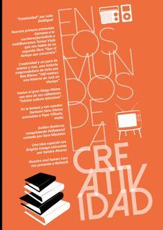 Indice en los Mundos de la Creatividad, GamanMagazine#3