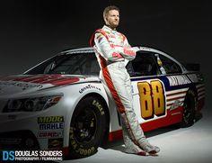 Dale Earnhardt Jr Nascar Photoshoot by Douglas Sonders | Fstoppers