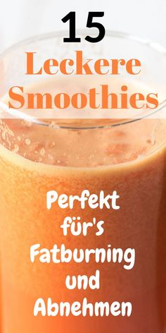 15 healthy smoothies - Small recipe collection - Life hero - 15 gesunde Smoothies – Kleine Rezeptesammlung – Lebensheld Delicious and healthy smoothies – ideal for losing weight. Smoothie Detox, Healthy Smoothies, Smoothie Recipes, Cleanse Detox, Healthy Detox, Stomach Cleanse, Diet Detox, Fitness Smoothies, Detox Foods