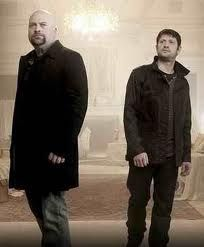 Jason and Grant from Ghost hunters...regular guys...worth a look!