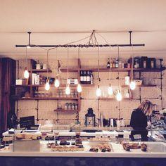 TESTE - Le Poutch - 13 rue Lucien Sampaix - Brunch végé testé & approuvé, mention spéciale au délicieux cookie GEANT.