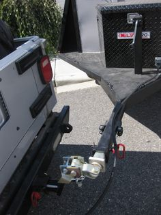 HITCH FOR TRAILER!!! Off-road trailer build - Page 4 - Pirate4x4.Com : 4x4 and Off-Road Forum