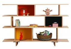 Ned Large Bookcase - Lilly & Lolly
