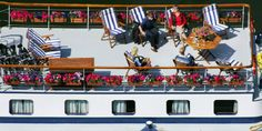 New Hotel Barges, Itineraries & Theme Cruises for 2014