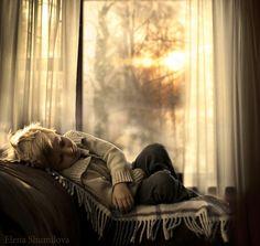 inspiracion fotografia  Hermosas Fotografías de Niños por Elena Shumilova