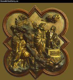 Lorenzo Ghiberti Sacrifice of Isaac