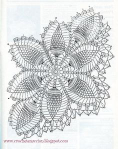 32 Brilliant Picture Of Crochet - Diy Crafts - Bobcik - bobcik Crochet Table Runner Pattern, Free Crochet Doily Patterns, Crochet Gloves Pattern, Crochet Doily Diagram, Crochet Borders, Crochet Motif, Hand Crochet, Diy Crafts Crochet, Crochet Art