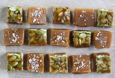 Salted Pumpkin Caramels recipe