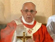 Pope Francis recalls birth of Church in Upper Room