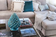 Details for new living www. House Made, Eclectic Style, New Life, Diva, Couch, Texture, Living Room, Interior Design, Detail