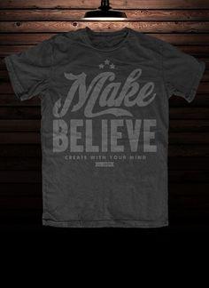 Make Believe Clothing Co. @davidblaise