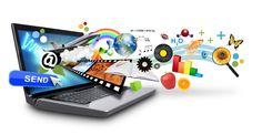 Las aplicaciones web en la nube te permiten abrir cualquier navegador y entrar en una página web para usar una aplicación online.