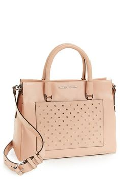 MARC BY MARC JACOBS 'Know When to Fold Em - Jina' Leather Satchel | Nordstrom