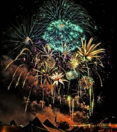 Fab #Fireworks