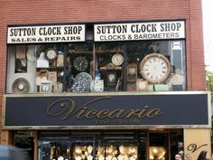 Stop time at a clock shop during your travels and peruse the curious world of a tinkerer.