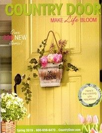 Free Home Decor Catalog From The Country Door Home Decor Catalogs Country Door Catalog Country Door