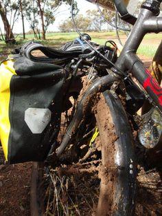 Mud and the Touring Bike