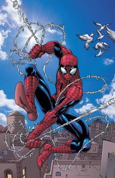 Your Friendly Neighborhood Spider-Man - Timothy Brown