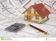 House Building Plan - Download From Over 50 Million High Quality Stock Photos, Images, Vectors. Sign up for FREE today. Image: 9471094